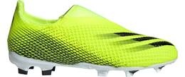 Vorschau: adidas Kinder X Ghosted.3 Laceless FG Fußballschuh
