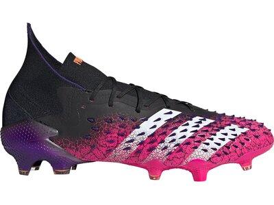 adidas Herren Predator Freak.1 FG Fußballschuh Pink
