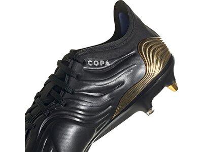adidas Herren Copa Sense.1 SG Fußballschuh Schwarz
