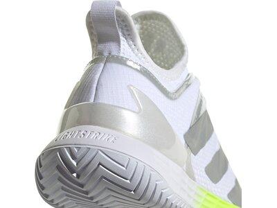 adidas Damen Adizero Ubersonic 4 Tennisschuh Grau