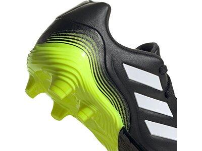 adidas Kinder Copa Sense.3 FG Fußballschuh Schwarz