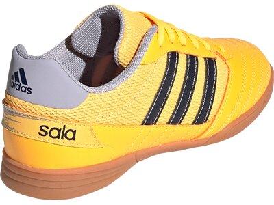 adidas Kinder Super Sala Fußballschuh Gelb
