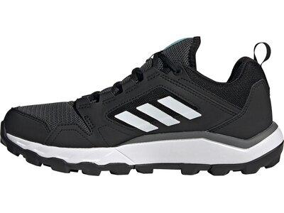 adidas Damen TERREX Agravic TR GORE-TEX Trailrunning-Schuh Schwarz