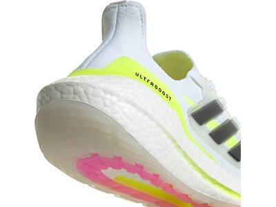 adidas Damen Ultraboost 21 Laufschuh Grau