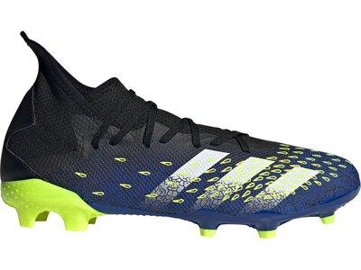 adidas Herren Predator Freak.3 FG Fußballschuh Blau