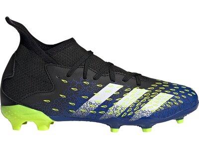 adidas Kinder Predator Freak.3 FG Fußballschuh Blau