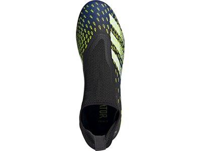 adidas Herren Predator Freak.3 Laceless FG Fußballschuh Blau