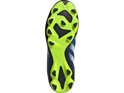 adidas Kinder Predator Freak.4 S FxG Fußballschuh Blau