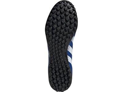 adidas Herren Predator Freak.4 TF Fußballschuh Blau