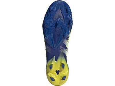 adidas Herren Predator Freak.1 FG Fußballschuh Blau