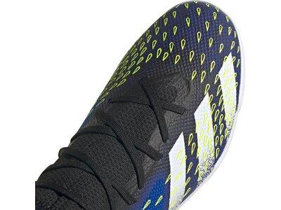 adidas Herren Predator Freak.3 IN Fußballschuh Grau