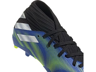 adidas Kinder Nemeziz.3 FG Fußballschuh Blau