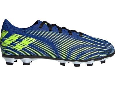 adidas Kinder Nemeziz.4 FxG Fußballschuh Blau