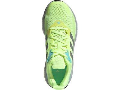 adidas Damen Laufschuhe SOLAR BOOST 3 Gelb