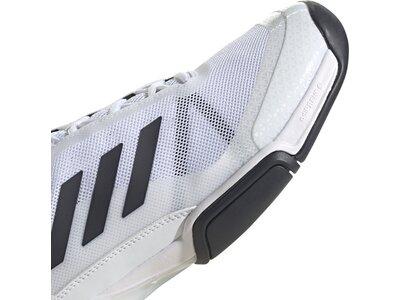 adidas Herren Club Carpet Tennisschuh Grau
