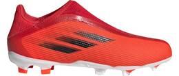 Vorschau: ADIDAS Kinder Fussball-Rasenschuhe Kinder Fußballschuhe X Speedflow.3 Laceless FG J
