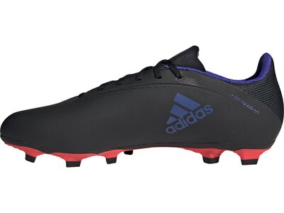 adidas X Speedflow.4 FxG Fußballschuh Grau