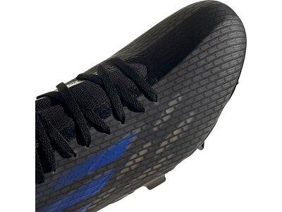 adidas X Speedflow.3 FG Fußballschuh Grau