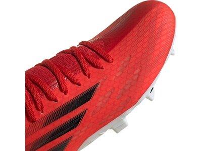 adidas Herren X Speedflow.3 FG Fußballschuh Rot