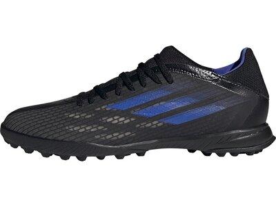 adidas X Speedflow.3 TF Fußballschuh Schwarz