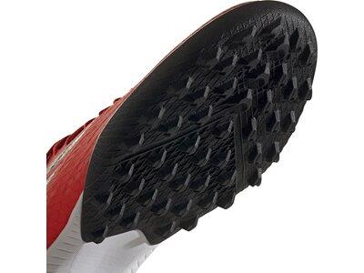adidas X Speedflow.3 TF Fußballschuh Rot