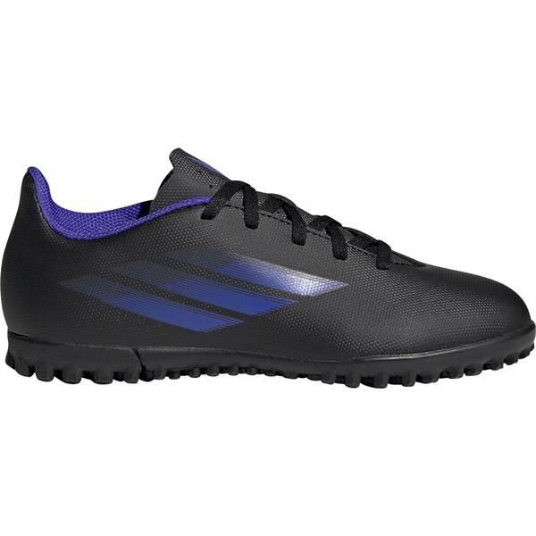 adidas Kinder X Speedflow.4 TF Fußballschuh