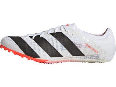adidas Herren Sprintstar Tokyo Spike-Schuh Grau