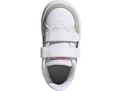 adidas Kinder Breaknet Schuh Grau