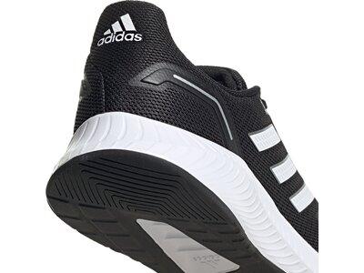 adidas Herren Run Falcon 2.0 Laufschuh Schwarz