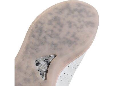 adidas Damen Advantage Eco Freizeitschuh Silber