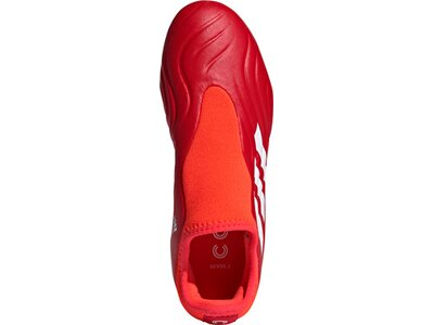 adidas Kinder Fußballschuh COPA SENSE.3 LL FG Rot