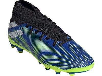 adidas Kinder Nemeziz.3 MG Fußballschuh Blau