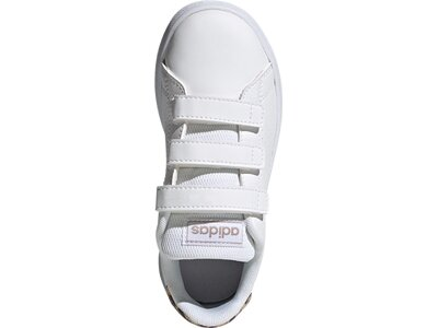 adidas Advantage Schuh Pink