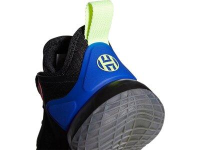 ADIDAS Herren Basketballschuhe Harden Stepback 2 Schwarz