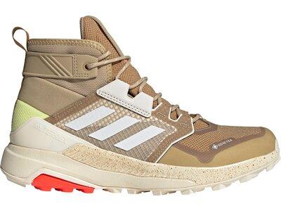 adidas Herren TERREX Trailmaker Mid GORE-TEX Wanderschuh Braun