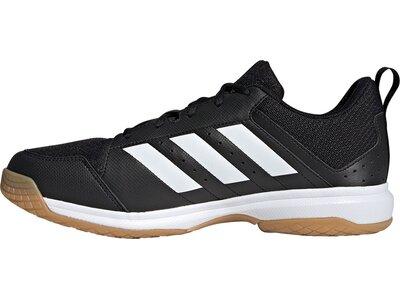 adidas Herren Ligra 7 Indoor Schuh Grau