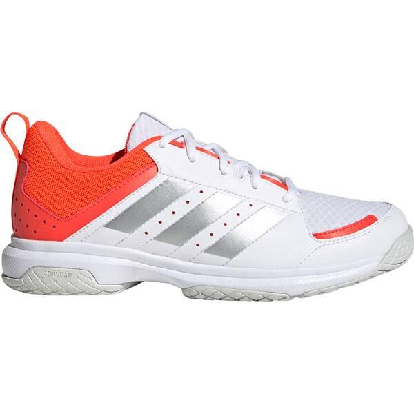 adidas Damen Ligra 7 Indoor Schuh