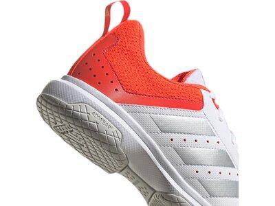 adidas Damen Ligra 7 Indoor Schuh Pink