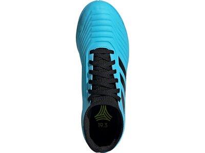 ADIDAS Kinder Fußballschuhe Predator Tango 19.3 IN Blau