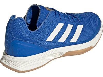 ADIDAS Herren Counterblast Bounce Schuh Blau