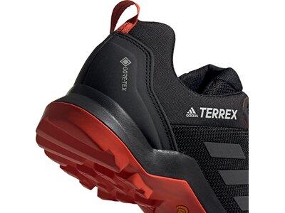ADIDAS Herren TERREX AX3 GTX Schuh Schwarz