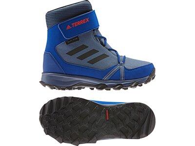 adidas TERREX Kinder SNOW CF WINTER WANDERSCHUHE KINDER Blau