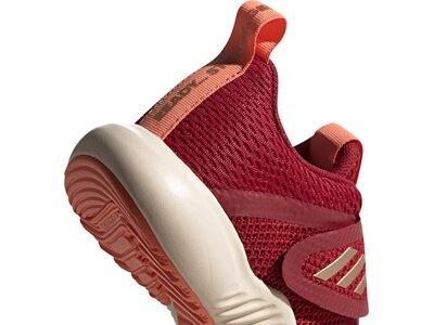 ADIDAS Kinder FortaRun X CF K Schuh Rot