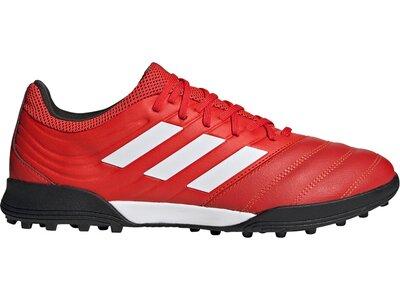 adidas Herren Copa 20.3 TF Fußballschuh Rot