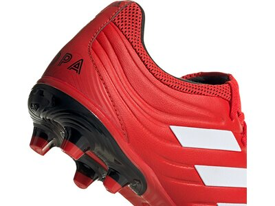 ADIDAS Fußball - Schuhe - Nocken COPA Uniforia 20.3 FG Rot