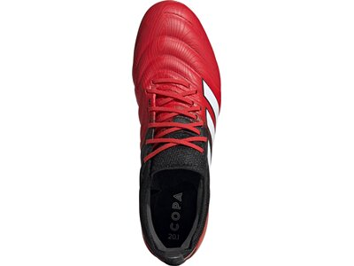 adidas Herren Copa 20.1 AG Fußballschuh Rot