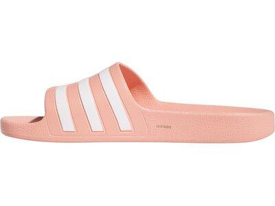 adidas Damen Schwimmen Sport Adiletten Hausschuhe Pink