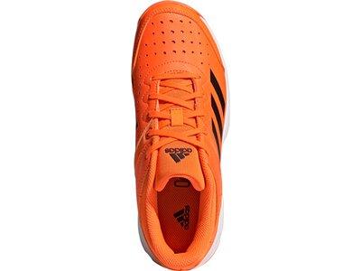 ADIDAS Kinder Handballschuhe COURT STABIL JR Orange