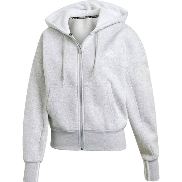 ADIDAS Damen Kapuzensweat W BIG BOS FZ HD