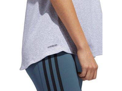 adidas Damen Tunic Tanktop Silber